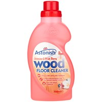 Astonish  Wood Floor Cleaner Jasmin and Wild Berry - 750ml