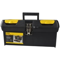 Stanley  16in Metal Latch Toolbox