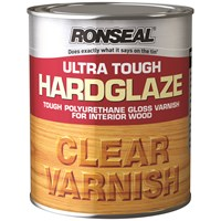 Ronseal  Ultra Tough Varnish Gloss - 250ml