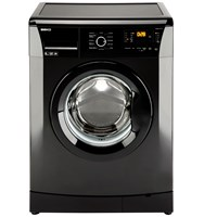 Beko  6kg 1400rpm Washing Machine Black - WMB61431