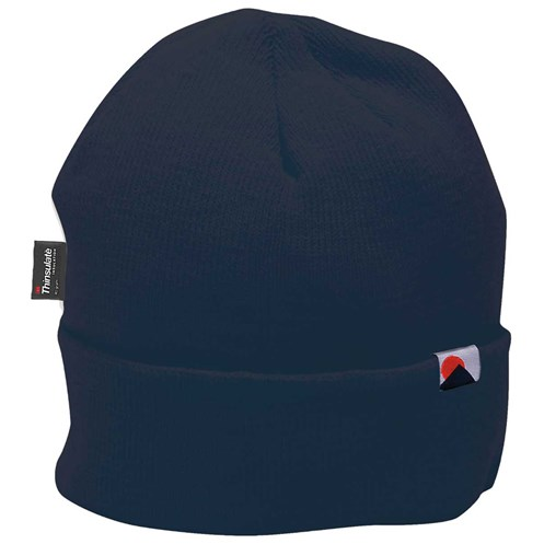 Portwest  Thinsulate Microfibre Knit Hat - Navy