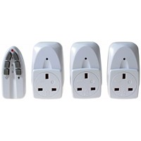 SMJ  Remote Sockets - Triple Pack