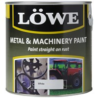Lowe  Metal & Machinery Paint - 500ml