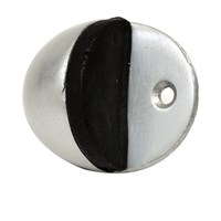 Phoenix  Aluminium Door Stop Oval Shielded
