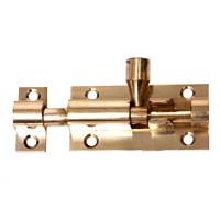 Phoenix  Barrell Bolt - Brass - Polybag