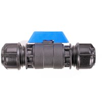 Philmac  Normal Gauge Ball Valve Pipe Fitting