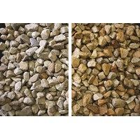 The River Collection  Shannon Gold Decorative Stone - 20mm